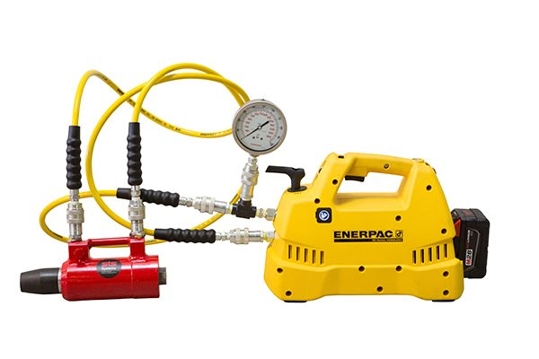 Portable-10T-Hydraulic-Kit